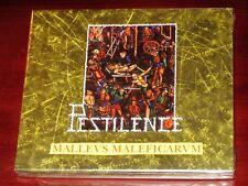 Pestilence Malleus Maleficarum 2 CD Set 2017 Hammerheart Records HHR 2017-13 NEW