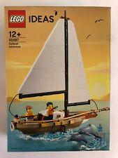 Lego Ideas 40487 Sailboat Adventure BNISB - FREE UK P+P