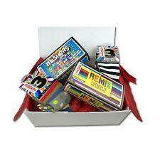 United Oddsocks Boys Mismatched Socks Christmas Large Decorative Gift Box Hamper