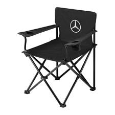 Mercedes Benz Original Regiestuhl/Faltstuhl mit Tasche Schwarz Neu OVP