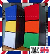 UK PREMIUM SPEAKER FABRIC / ACOUSTIC CLOTH / GRILLS / CABINET - VARIOUS COLOURS