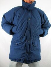 The North Face Navy Blue 100% Down Snow Winter Coat   Men's Large  GT
