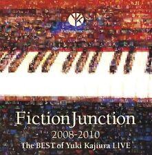 Fiction Junction 2008-2010 by Yuki Kajiura (CD, Aug-2015)