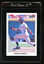 1990 Leaf #300 Frank Thomas Rookie Card RC Chicago White Sox