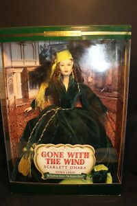 Mattel - Timeless Treasures Gone With The Wind Scarlett O'Hara -  2001  NRFB