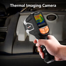 "Infrared Thermal Imaging Camera Imager Thermometer Handheld Visible 2.4"" Display"