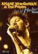 """Shane MacGowan & The Popes """"LIVE at Montreux 1995"""" - DVD - NEU/OVP"""