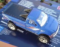 BLUE Ford F-150.  Hot Wheels 2018 FORD 7/8. GDG69.  LOOSE