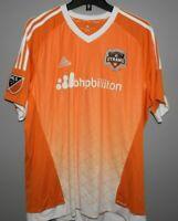 MLS Adidas Houston Dynamo #11 Soccer Football Jersey New Mens Sizes