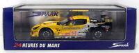 Spark 1/43 Scale Resin S2579 - Corvette C6 ZR1 Corvette Racing #63 LM 2010