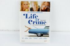 LIFE OF CRIME - DVD - JENNIFER ANISTON - ISLA FISHER - TIM ROBINS - YASIIN BEY