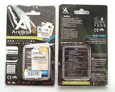Batteria maggiorata originale ANDIDA compatibile Nokia BL-4U da 1400mAh
