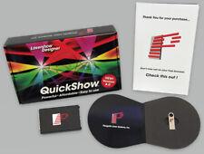 Laserdesigner Pangolin Quickshow 4.1 mit FB3 USB ILDA Flashback Interface