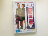 Road To Ruin Peter Weller Carey Lowell dvd new sealed stock Rockingham WA