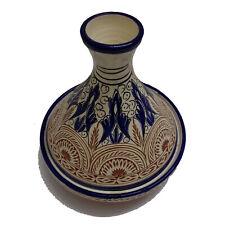 Tajine Tagine decorativo in Terracotta Marocchino Artigianale ø25cm 3110181732