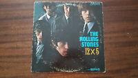 Rolling Stones, 12 x 5 Vinyl Lp Record Album