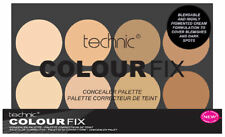 Technic Concealer Palette - Foundation Cream Coverage Fair Dark Contour Face
