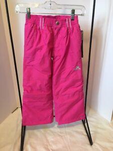 zeroxposur Snow Pants Youth Girls 4/5 Pink