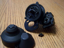 Axial Wraith Rock Racer Transmission Slipper Clutch 80T Spur Gear & Motor Mount