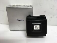 【Rare】Mamiya RZ67 PRO II 220 Roll Film Back Holder HB 702 Japan