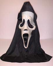 Vintage Ghostface Scream Halloween Mask Rare Easter Unlimited Fun World #9206