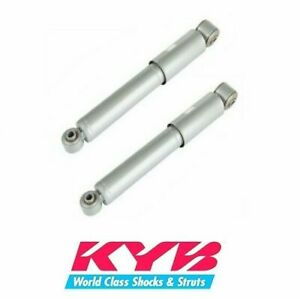 KYB Gas-A-Just Rear Shock Absorbers Kit Fits Hyundai Accent 2012 - 554385