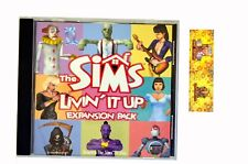The Sims Livin' It Up Expansion PC Game Simulation Maxis
