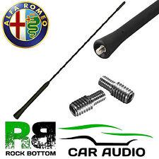 Alfa Romeo Spider Whip Bee Sting Mast Car Radio Roof Aerial Antenna