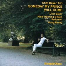 Chet Baker - Someday My Prince Will Come [New CD]