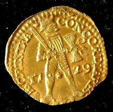 More details for uncirculated 1729 gold ducat from t'vliegenthart shipwreck dutch east indiaman