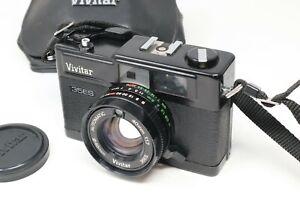 Vivitar 35ES 40 mm 1:1.7 49 mm (Konica Auto S3) Automatic Film Camera Vintage