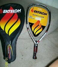 Ektelon Play With Fire Racquetball Titanium Racquet + cover 1100 Power Level New