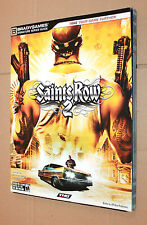 Saints Row 2 Signature Series Guide Bradygames solutionsofficiel with poster English