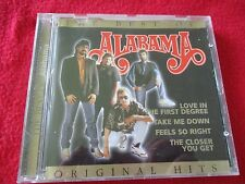 "CD ""THE BEST OF ALABAMA"""