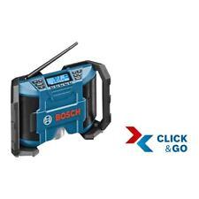Bosch Baustellenradio GPB 12V-10 | ohne Akku ohne Ladegerät L-BOXX