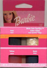 Barbie Icing Color Set from Wilton #8934 - NEW