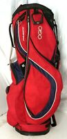 15 Division Large Capacity Ogio Tour Trolley Cart Golf Clubs Bag