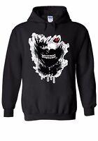 Tokyo Ghoul Japanese Men Women Unisex Top Hoodie Sweatshirt 1893E