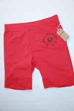 True Religion Men Red Sweat  Shorts 2XL XXL XXLARGE