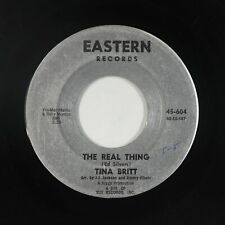 Northern Soul 45 - Tina Britt - The Real Thing - Eastern - mp3