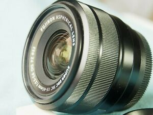 Fujifilm 15-45mm f3.5-5.6 OIS PZ XC ZOOM LENS (Black)