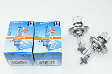 Chevrolet Vehicles H4 12v Two Halogen Headlamp Bulbs 60w/55w Main / Dipped Beam