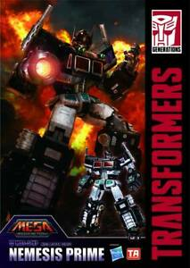 TOYS ALLIANCE Mega Action Series MAS-01NP Transformers Nemesis First 19 11/16in