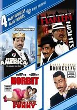 4 Film Favorites: Eddie Murphy (DVD, 2013, 4-Disc Set)