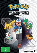Pokemon - Black & White : Season 14 : Collection 1 (DVD, 2012, 3-Disc Set) R4