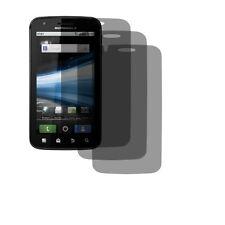 3x Clear Screen Protector for Motorola Atrix 4G MB860