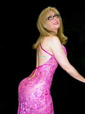 NINA HARTLEY 8X12 ORIGINAL PHOTO- 988-  ADULT LEGEND