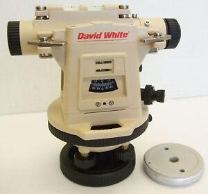 Tripod Adapter for David White Level-Transit Berger  NWT010