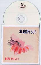 SLEEPY SUN Open Eyes EP 2009 UK 3-track promo test CD