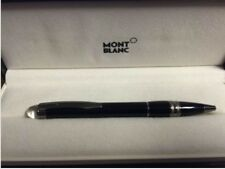 Mont Blanc Starwalker Midnight Black Resin Ballpoint Pen 105657